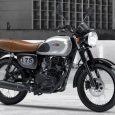 Moge Keren Kawasaki W175